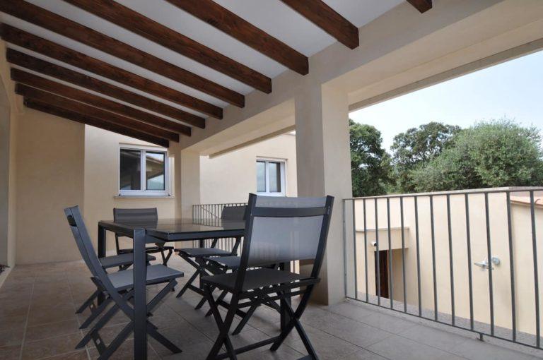 Les Hirondelles - Appartement T3 5 personnes | Résidence Casa Cintrone ()
